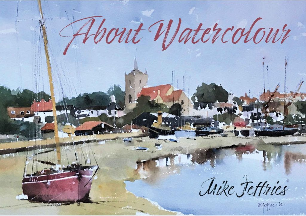 about watercolor - Mike Jeffries
